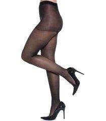 meia calca fina trifil classica adherence preta no tamanho (m) - preto - feminino - dafiti