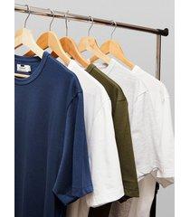 mens 5 assorted color t-shirt multipack*