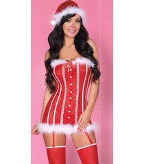 * livco corsetti kerst jurk shyamala