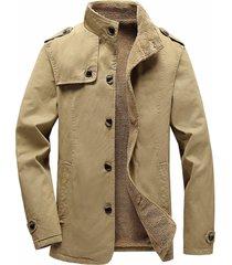 button up fleece jacket