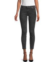 true religion women's hallie mid-rise super-skinny ankle jeans - after taste - size 33 (12)