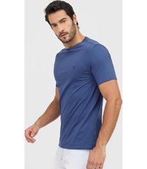 camiseta dudalina logo azul-marinho