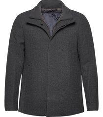maharvey short ulljacka jacka grå matinique