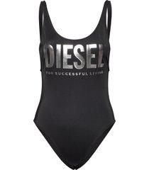 bfsw-lia swimsuit baddräkt badkläder svart diesel women