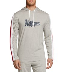 th modern essentials men's striped hoodie