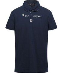 aquascutum polo shirts