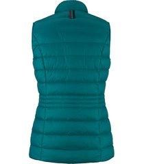 täckväst dress in smaragd
