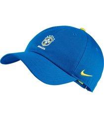 gorra nike cbf h86-azul