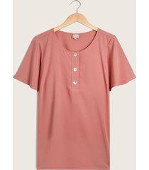 blusa con botones-14