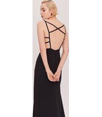 black the ellie dress