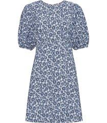 abito con maniche a palloncino (blu) - bodyflirt