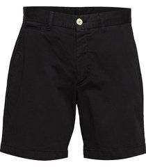 lt twill chino shorts shorts chinos shorts svart morris