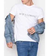 acqua limone t-shirt classic t-shirts & linnen white