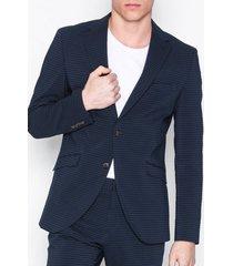 selected homme shdone-taxolav blazer kavajer & kostymer mörk blå