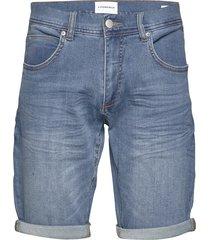 5 pocket jeans shorts jeansshorts denimshorts blå lindbergh