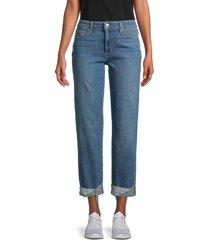joe's jeans women's niki boyfriend jeans - paramount - size 26 (2-4)