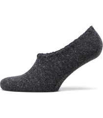 ladies anklesock, wool blend steps lingerie socks footies/ankle socks grå vogue