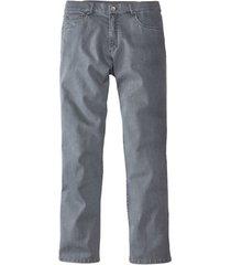 jeans grünheld uit bio-katoen, grijs 32/l32