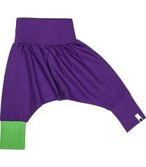 spodnie mini mini - fiolet