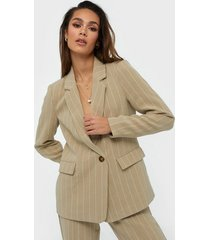 only onqvilma l/s pinstripe blazer tlr kavajer