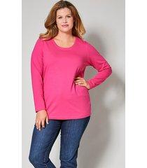 basic shirt janet & joyce pink