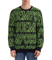 maglione maglia uomo girocollo comfort line