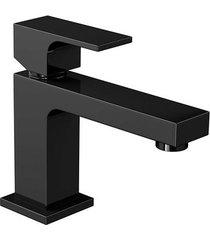 misturador monocomando para banheiro mesa unic black noir - 2875.bl90.no - deca - deca