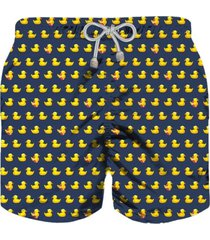 boxer mare stampa paperelle