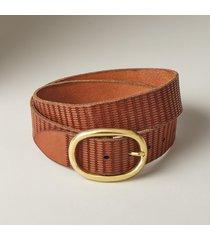 women's cobblestone path belt
