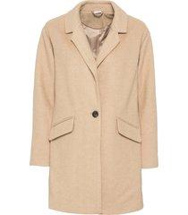 cappotto corto oversize in misto lana (beige) - bodyflirt