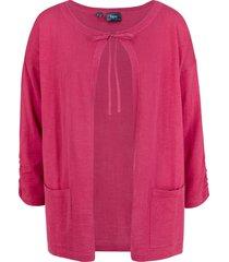 cardigan in jersey (fucsia) - bpc bonprix collection