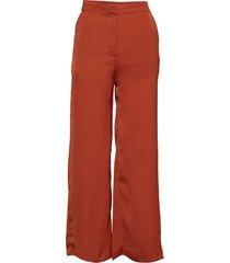adeleine trousers vida byxor orange aéryne