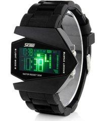 reloj skmei 0817  - negro