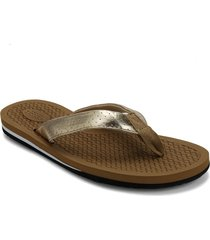 chanclas p/dama  no fear  anakena141-be-36 beige