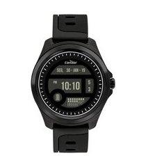 relógio condor masculino smartwatch - cokw05caa8p preto