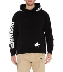 dsquared2 dsquared2 logo hoodie
