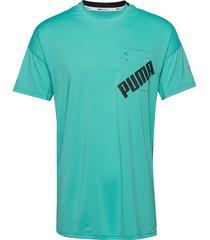 getfast excite tee t-shirts short-sleeved blå puma