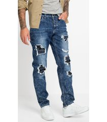 regular fit jeans, tapered