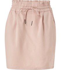 kjol vmeva mr short ruffle skirt color