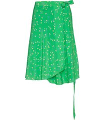 inger johanne rok knielengte groen fall winter spring summer