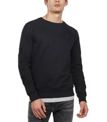 g-star raw men's motac slim-fit sweatshirt, created for macy's