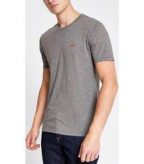 mens levi's original grey t-shirt