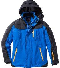 giacca tecnica invernale regular fit (blu) - bpc bonprix collection