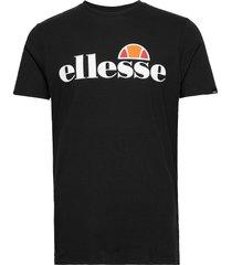 el prado t-shirts short-sleeved svart ellesse