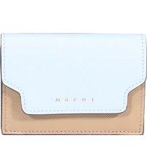 marni tri-fold wallet