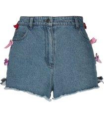 manoush denim shorts