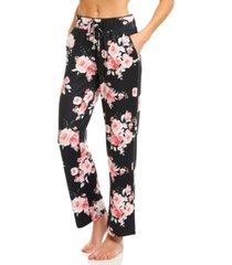 flora by flora nikrooz printed pajama pants