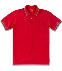 camisa polo daytona masculina