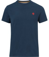 t-shirt ss dun-river crew t