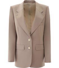 lemaire oversized blazer